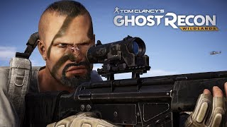 Ghost Recon Wildlands: Ghost Mode Stealth Gameplay
