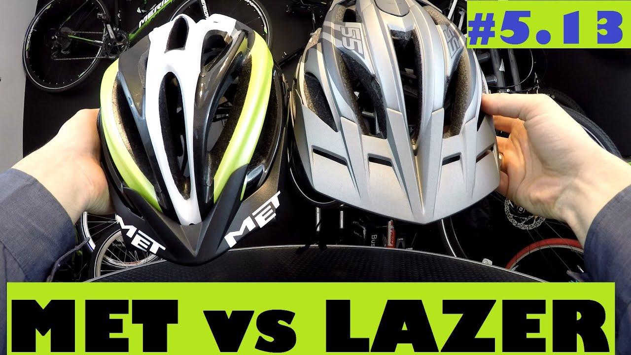 Met Veleno Xc Vs Lazer Oasiz Lopes All Mountain Bike Helmet