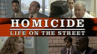 Video Homicide Life On The Street 3 18 Nothing Personal 309 April 21, 1995 download MP3, 3GP, MP4, WEBM, AVI, FLV November 2017