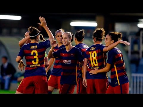 [ESP] FC Barcelona - PSG (UEFA Women Champions League) 0-0