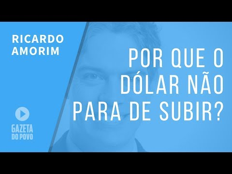 Conversa com Ricardo Amorim - Por que o dólar não para de subir?