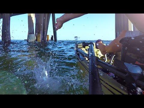 Lynnhaven Inlet Flounder Fishing Sept 2016