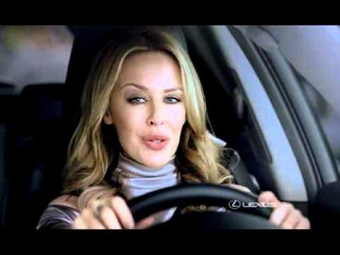 Lexus CT 200h Kylie Minogue Commercial - Quiet Revolution ...
