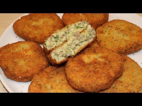 galette-de-purÉe-a-la-viande-hachÉe-(maakouda)facile-(cuisinerapide)