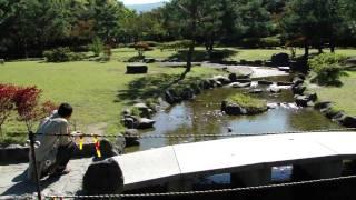 あがたの森公園(長野県松本市)