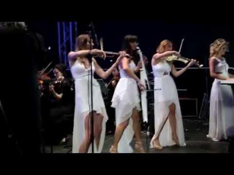 Amadeus Quartet & Orchestra TeleRadio Moldova