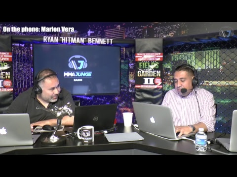 Eryk Anders and Marlon Vera are on today's show.