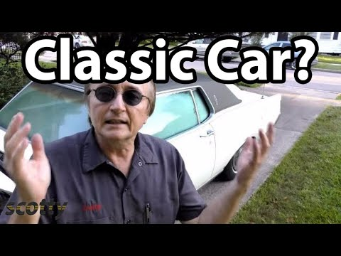 Should You Buy a Classic Car? - DIY Car Review with Scotty Kilmer
