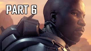 Halo 5 Guardians Walkthrough Part 6 - A Whisper in the Storm (Gameplay Let