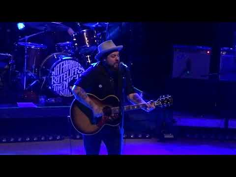 """""""Hey Mama"""" Nathaniel Rateliff & The Night Sweats at The Ogden Theater Denver CO 12-16-2017"""