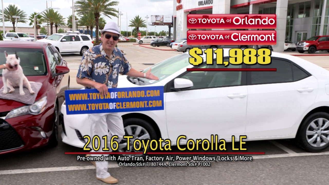 Cool used cars can be yours for hot low prices at Toyota of