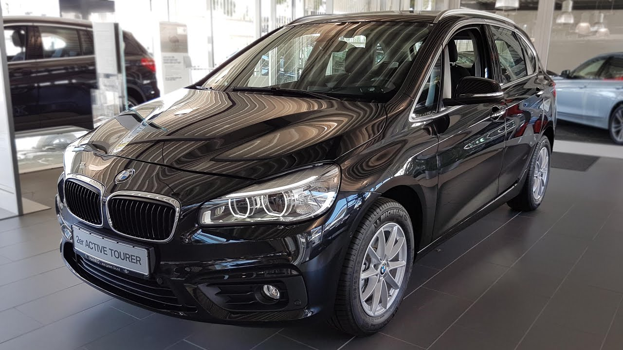 2016 bmw 218i active tourer modell advantage youtube. Black Bedroom Furniture Sets. Home Design Ideas