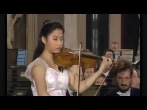 Сара Чанг - Н. Паганини Концерт №1