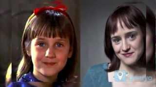 Los niños famosos de los años 90's el antes y el después. Feliz día del niño 2013