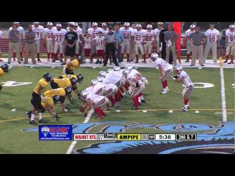 All the Right Moves Game - RMG's GAMETAPE 12-03 Walnut Heights Knights at Ampipe Bulldogs