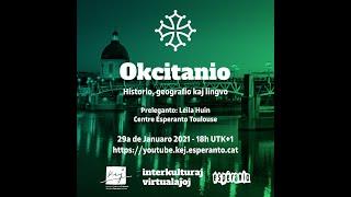 2a Interkultura Virtualaĵo «Okcitanio Geografio, Historio kaj Lingvo» fare de Ines kaj Leila