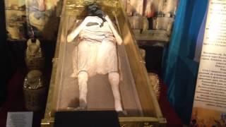 Музей мумий( не ожидал такое увидеть )