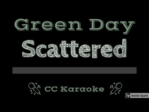 Green Day   Scattered CC Karaoke Instrumental