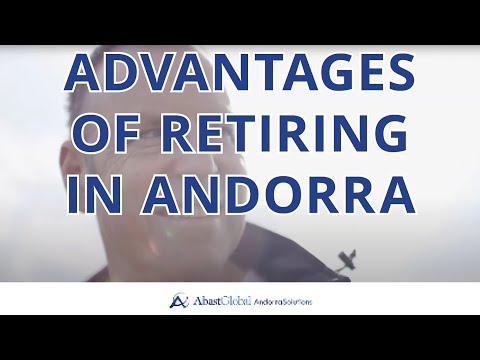 Advantages Of Retiring In Andorra