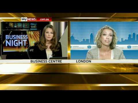 Gemma Godfrey's Weekly Slot on Sky News Business
