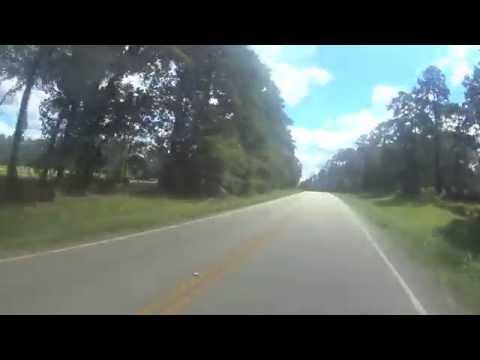 Motorcycle Trip across the USA:  Section Atlanta GA to Tallahassee FL