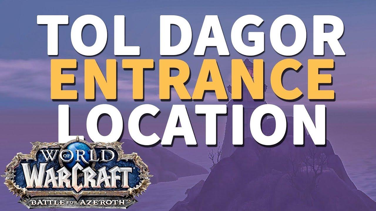Tol Dagor Dungeon
