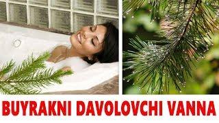 Буйрак Касалликларини 100 % Йук Килувчи Ванна