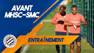 VIDEO: ENTRAINEMENT avant MHSC-SMC