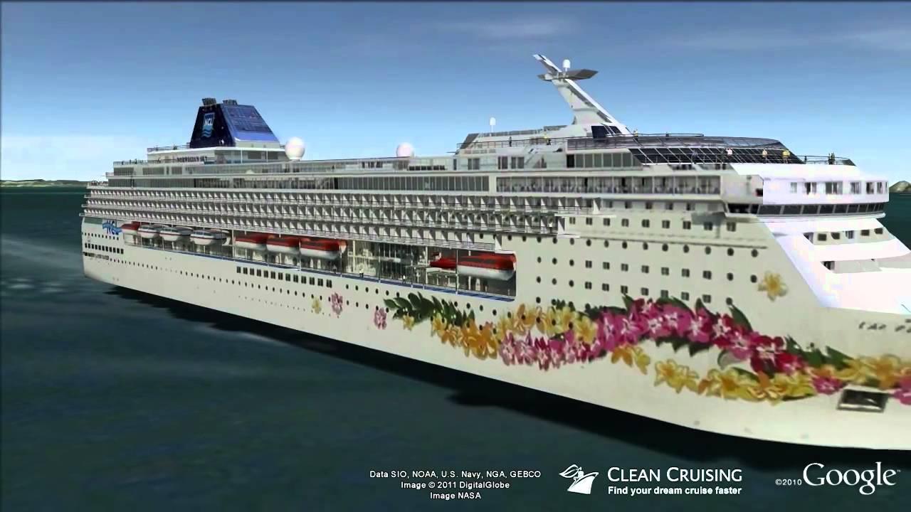 Norwegian Sky Virtual Ship Tour Youtube