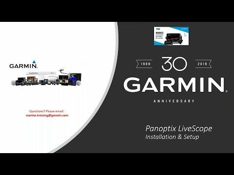 garmin-marine-webinars:-panoptix-livescope-installation-and-setup