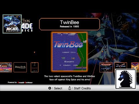 NS Arcade Classics Anniversary Collection - TwinBee |