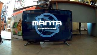 обзор телевизора Manta LED3204