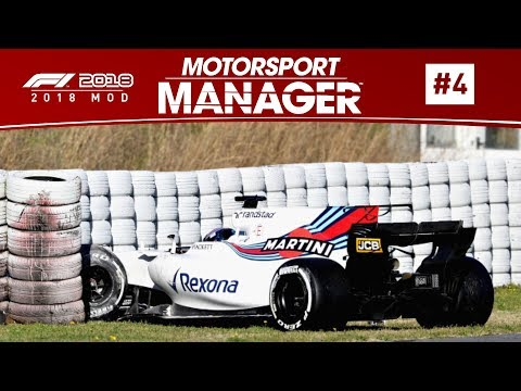 F1 2018 WILLIAMS MOTORSPORT MANAGER CAREER   I CAN'T BELIEVE YOU'VE DONE THIS [#4]