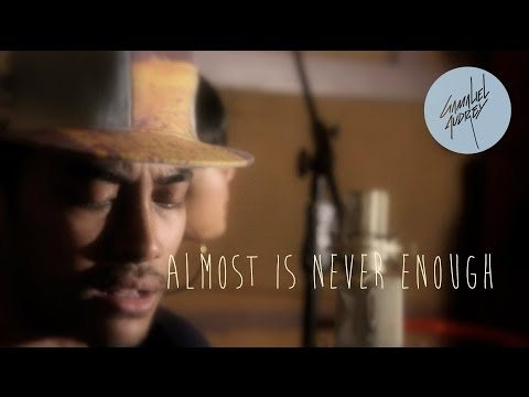 Almost is Never Enough ( Ariana Grande Cover ) by Gamaliel & Audrey