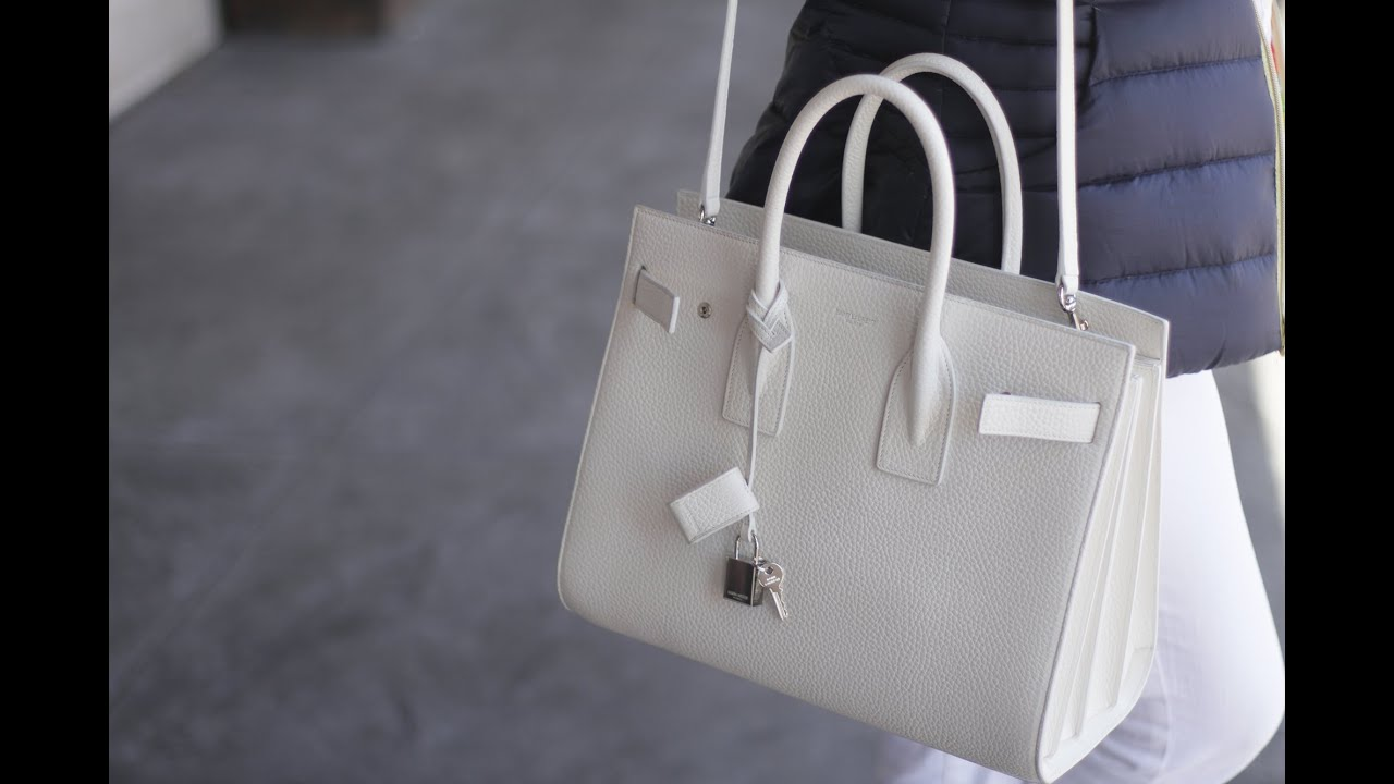 dd1f55aba5 Heather s Couture Corner - Review of the Yves Saint Laurent Sac De Jour