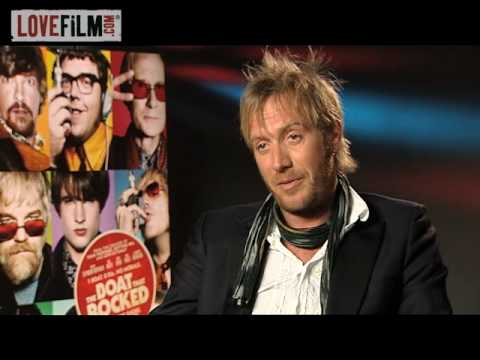 Rhys Ifans   The Boat That Rocked   LOVEFiLM