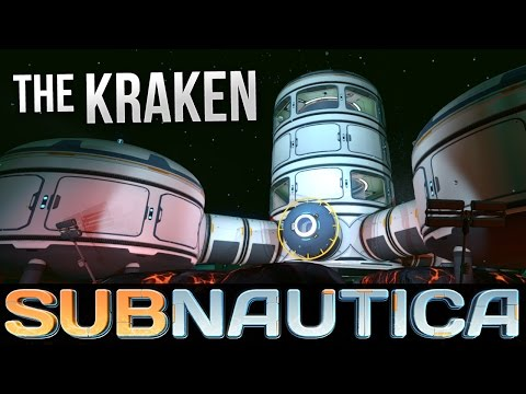 Subnautica Creative Mode - Ep 1 - THE KRAKEN   Subnautica Gameplay (IGParadise)