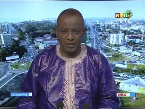 JT RTG DU 21 MAI 2018  -Kassory Fofana, PM et Kiridi Bangoura doivent s'assurer que les ministres...