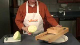 Weston Slaw Board Cabbage Shredder