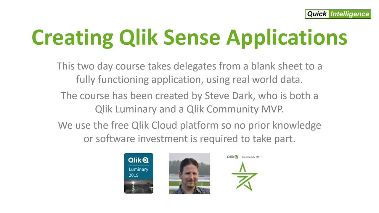 Expert Qlik Consultants - BI Solutions - Quick Intelligence