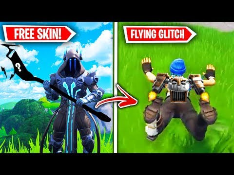Top 5 Fortnite Season 7 Glitches THAT NEED TO BE FIXED! thumbnail