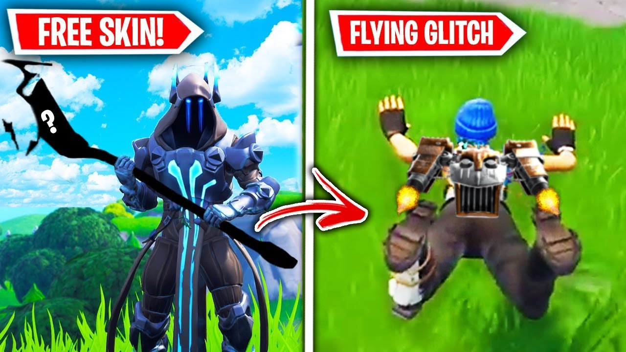 Top 5 Worst Fortnite Glitches That Need To Be Fixed Youtube