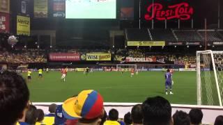 Ecuador - Chile  @ Citifield Queens NY 8-15-2012 A9