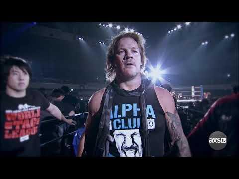 Kenny Omega vs. Chris Jericho at Wrestle Kingdom 12 from NJPW | January 6th on AXS TV