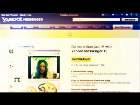 How to Install and Use Yahoo! Messenger