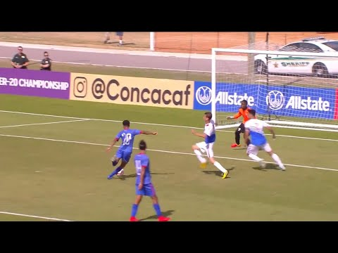 Highlights: Belize gets their first #CU20 win