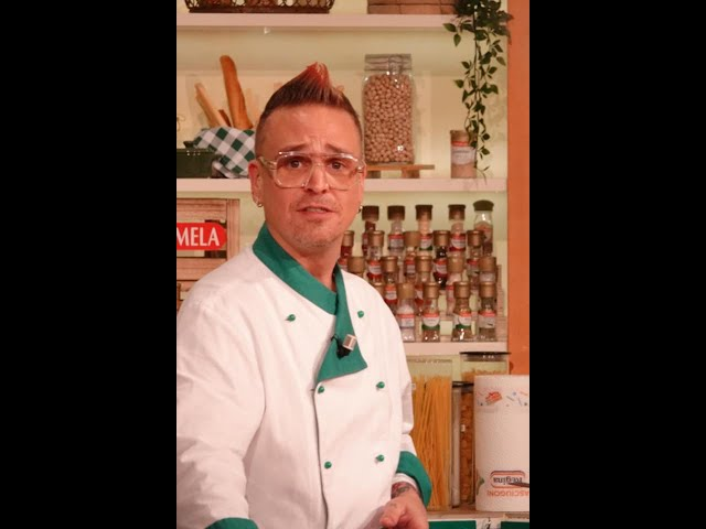Chef Alessandro Giagnetich