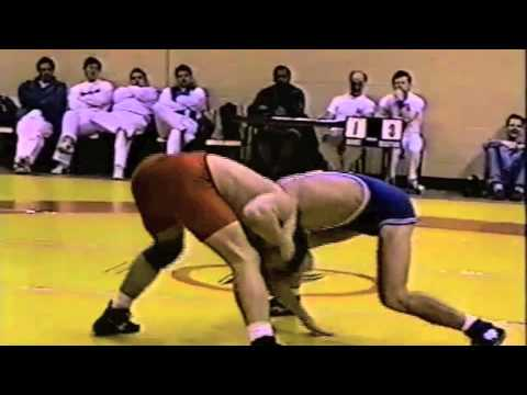1993 CIS Championships: Final Rich Kelly vs. Grant Myers