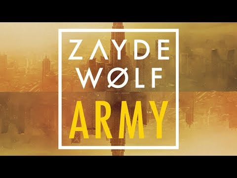 ZAYDE WOLF - ARMY (Audio) - DUDE PERFECT BOOMERANG from the Golden Age LP