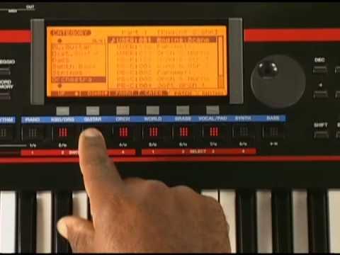 JUNO-G Synthesizer Music production (4/4)